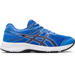ASICS Contend 6 GS Girls Running Shoe - BLUE COAST/PEACOAT ASICS Contend 6 GS Girls Running Shoe - BLUE COAST/PEACOAT