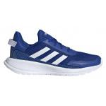 Adidas Tensaur Run Boys Running Shoe - Team Royal Blue/FTWR White/Bright Cyan Adidas Tensaur Run Boys Running Shoe - Team Royal Blue/FTWR White/Bright Cyan