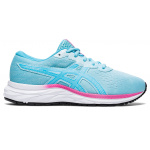 ASICS GEL-Excite 7 GS Girls Running Shoe - Ocean Decay/Aquarium ASICS GEL-Excite 7 GS Girls Running Shoe - Ocean Decay/Aquarium