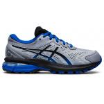 ASICS GT-2000 8 GS Boys Running Shoe - SHEET ROCK/BLACK ASICS GT-2000 8 GS Boys Running Shoe - SHEET ROCK/BLACK