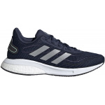 Adidas Supernova Kids Running Shoe - Collegiate Navy/Silver Met/Frost Mint Adidas Supernova Kids Running Shoe - Collegiate Navy/Silver Met/Frost Mint