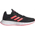 Adidas Duramo SL Kids Running Shoe - Core Black/Signal Pink/Team Royal Blue Adidas Duramo SL Kids Running Shoe - Core Black/Signal Pink/Team Royal Blue