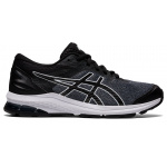 ASICS GT-1000 10 GS Kids Running Shoe - Black/White ASICS GT-1000 10 GS Kids Running Shoe - Black/White