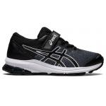 ASICS GT-1000 10 PS VELCRO Kids Running Shoe - Black/White ASICS GT-1000 10 PS VELCRO Kids Running Shoe - Black/White
