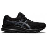 ASICS Contend 7 GS Kids Running Shoe - Black/Carrier Grey ASICS Contend 7 GS Kids Running Shoe - Black/Carrier Grey