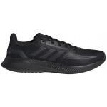Adidas RUNFALCON 2.0 Kids Running Shoe - Core Black/Core Black/Grey Six Adidas RUNFALCON 2.0 Kids Running Shoe - Core Black/Core Black/Grey Six