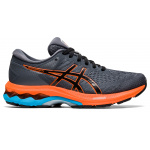 ASICS GEL-Kayano 27 GS Boys Running Shoe - Sheet Rock/Black ASICS GEL-Kayano 27 GS Boys Running Shoe - Sheet Rock/Black