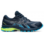ASICS GT-2000 8 GS Boys Running Shoe - French Blue/Digital Aqua ASICS GT-2000 8 GS Boys Running Shoe - French Blue/Digital Aqua