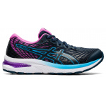 ASICS GEL-Cumulus 22 GS Girls Running Shoe - French Blue/Digital Grape ASICS GEL-Cumulus 22 GS Girls Running Shoe - French Blue/Digital Grape