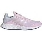 Adidas Duramo SL Kids Running Shoe - Clear Pink/Iridescent/Halo Blue Adidas Duramo SL Kids Running Shoe - Clear Pink/Iridescent/Halo Blue