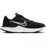 Nike Renew Run 2 GS Kids Running Shoe - Black/White-DK Smoke Grey Nike Renew Run 2 GS Kids Running Shoe - Black/White-DK Smoke Grey