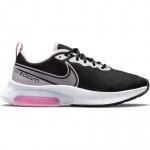 Nike Air Zoom Arcadia Kids Running Shoe - BLACK/PINK FOAM -WHITE Nike Air Zoom Arcadia Kids Running Shoe - BLACK/PINK FOAM -WHITE