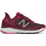 New Balance 860v11 Kids Running Shoe - Garnet/Pink Glo New Balance 860v11 Kids Running Shoe - Garnet/Pink Glo