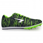 SFIDA RACER Spike Adults Track & Field Shoe - BLACK/LIME SFIDA RACER Spike Adults Track & Field Shoe - BLACK/LIME