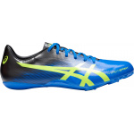 ASICS Hypersprint 7 Adults Track & Field Shoe - Illusion Blue/Hazard Green ASICS Hypersprint 7 Adults Track & Field Shoe - Illusion Blue/Hazard Green