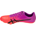 Image 2: ASICS Hypersprint 7 Women's Track & Field Shoe - Orchid/Black - SEP 19