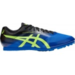 ASICS Hyper LD 6 Adults Track & Field Shoe - Illusion Blue/Hazard Green ASICS Hyper LD 6 Adults Track & Field Shoe - Illusion Blue/Hazard Green