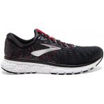 Brooks Glycerin 17 D Mens Running Shoe - Black/Ebony/Red Brooks Glycerin 17 D Mens Running Shoe - Black/Ebony/Red