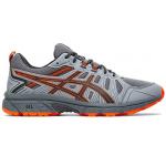 ASICS GEL-Venture 7 Mens Trail Running Shoe - Carrier Grey/Habanero - MARCH 2020 ASICS GEL-Venture 7 Mens Trail Running Shoe - Carrier Grey/Habanero - MARCH 2020