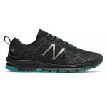 New Balance MT590v4 LB 2E WIDE Men's Trail Running Shoe - Black/Gunmetal New Balance MT590v4 LB 2E WIDE Men's Trail Running Shoe - Black/Gunmetal