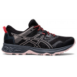 ASICS GEL-Sonoma 5 D WIDE Womens Trail Running Shoe - BLACK/BLACK ASICS GEL-Sonoma 5 D WIDE Womens Trail Running Shoe - BLACK/BLACK