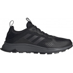 Adidas Response Mens Trail Running Shoe - Core Black/Grey Six/Grey Two Adidas Response Mens Trail Running Shoe - Core Black/Grey Six/Grey Two