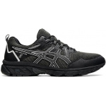 ASICS GEL-Venture 8 Mens Trail Running Shoe - Black/White ASICS GEL-Venture 8 Mens Trail Running Shoe - Black/White