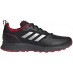 Adidas RUNFALCON 2.0 Mens Trail Running Shoe - Core Black/Silver Met./Grey Six Adidas RUNFALCON 2.0 Mens Trail Running Shoe - Core Black/Silver Met./Grey Six