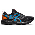 ASICS GEL-Sonoma 6 Mens Trail Running Shoe - Black/Digital Aqua ASICS GEL-Sonoma 6 Mens Trail Running Shoe - Black/Digital Aqua