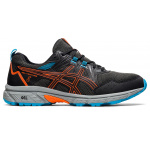 ASICS GEL-Venture 8 Mens Trail Running Shoe - Black/Marigold Orange ASICS GEL-Venture 8 Mens Trail Running Shoe - Black/Marigold Orange
