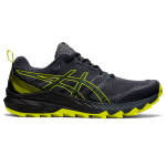 ASICS GEL-Trabuco 9 Mens Trail Running Shoe - Carrier Grey/Sour Yuzu ASICS GEL-Trabuco 9 Mens Trail Running Shoe - Carrier Grey/Sour Yuzu