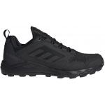 Adidas TERREX AGRAVIC Mens Trail Running Shoe - Core Black/Core Black/Grey Five Adidas TERREX AGRAVIC Mens Trail Running Shoe - Core Black/Core Black/Grey Five