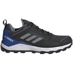 Adidas TERREX AGRAVIC Mens Trail Running Shoe - DGH Solid Grey Adidas TERREX AGRAVIC Mens Trail Running Shoe - DGH Solid Grey
