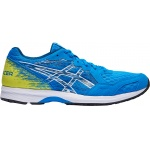 ASICS Lyteracer Men's Racing Shoe - Directoire Blue/White
