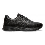 ASICS GEL-Contend 5 SL 4E XTRA WIDE Men's Walking Shoe - Black/Graphite Grey ASICS GEL-Contend 5 SL 4E XTRA WIDE Men's Walking Shoe - Black/Graphite Grey