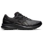 ASICS GEL-Contend SL 4E XTRA Wide Mens Walking Shoe - Black/Black ASICS GEL-Contend SL 4E XTRA Wide Mens Walking Shoe - Black/Black