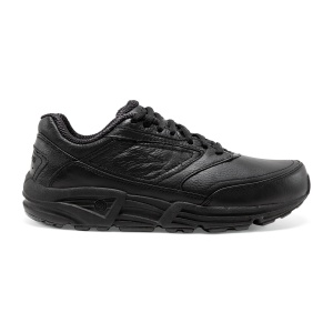 Brooks Addiction Walker B Womens Walking Shoe - Black