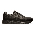 ASICS GEL-Contend 5 SL D WIDE Women's Walking Shoe - BLACK/GRAHITE GREY ASICS GEL-Contend 5 SL D WIDE Women's Walking Shoe - BLACK/GRAHITE GREY