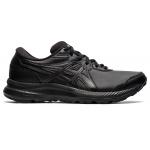 ASICS GEL-Contend SL D WIDE Womens Walking Shoe - Black/Black ASICS GEL-Contend SL D WIDE Womens Walking Shoe - Black/Black