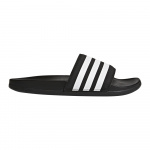 Adidas Adilette Women's Comfort Slides - Core Black/FTWR White/Core Black Adidas Adilette Women's Comfort Slides - Core Black/FTWR White/Core Black