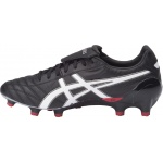 Image 2: Asics Lethal Testimonial 4 IT Adults Football Boot -  Black/White/Silver