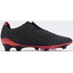 Image 2: Concave AURA+ FG Adults Football Boot - BLACK/RED