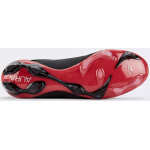 Image 3: Concave AURA+ FG Adults Football Boot - BLACK/RED
