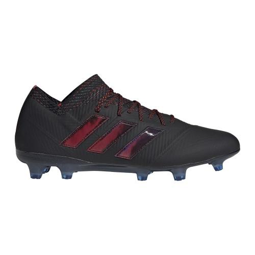 14e9c400de52 adidas NEMEZIZ 18.1 FG Adults Football Boot - Core Black Core Black Football  Blue