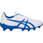 ASICS Lethal Tigreor IT FF Adults Football Boot - White/Illusion Blue ASICS Lethal Tigreor IT FF Adults Football Boot - White/Illusion Blue