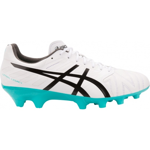67a58b8abb2 ASICS Lethal Legacy IT Adults Football Boot - White/Sea Glass | Sportsmart  | Melbourne's largest sports warehouses
