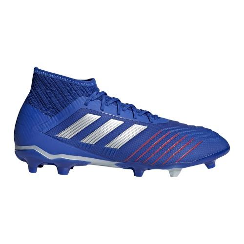 0d64b975cd84 adidas PREDATOR 19.2 FG Adults Football Boot - bold blue silver  met. football blue