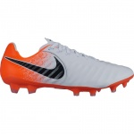 Nike Legend 7 Pro FG Adults Football Boot - WHITE/BLACK-HYPER CRIMSON Nike Legend 7 Pro FG Adults Football Boot - WHITE/BLACK-HYPER CRIMSON