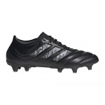 Adidas COPA 20.1 FG Adults Football Boot - Core Black/Core Black/Night Met Adidas COPA 20.1 FG Adults Football Boot - Core Black/Core Black/Night Met
