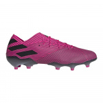 Adidas Nemeziz 19.1 FG Adults Football Boot - shock pink/core black/shock pink - AUGUST Adidas Nemeziz 19.1 FG Adults Football Boot - shock pink/core black/shock pink - AUGUST